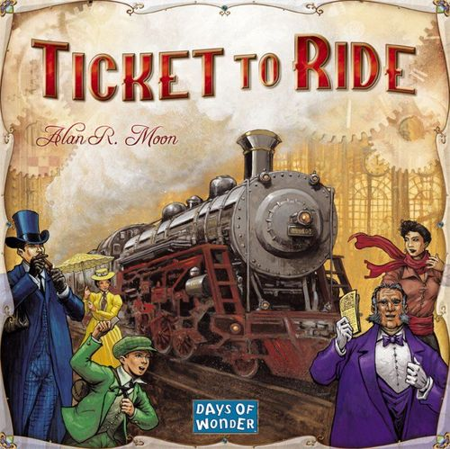 Ticket to Ride Capa