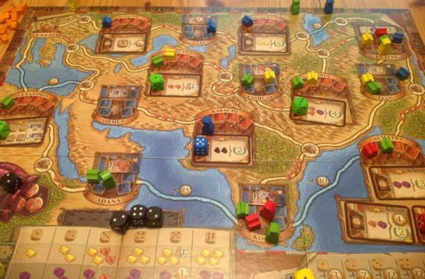Rotas, crédito http://www.quartertothree.com/fp/2015/07/22/is-voyages-of-marco-polo-a-jewel-that-belongs-in-your-boardgame-collection/